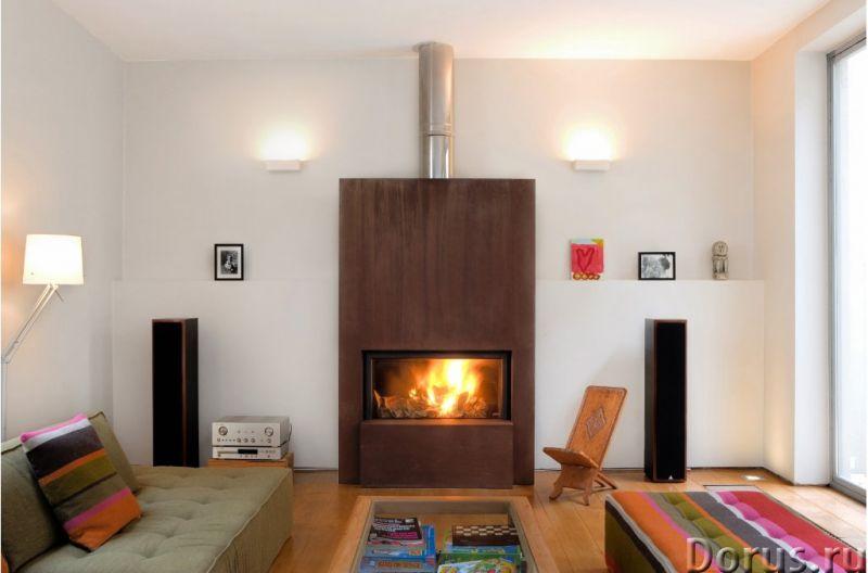 Камины и печи, дымоходы от идеи до воплощения мечты в вашем доме - Строительные услуги - С нами вы м..., фото 2