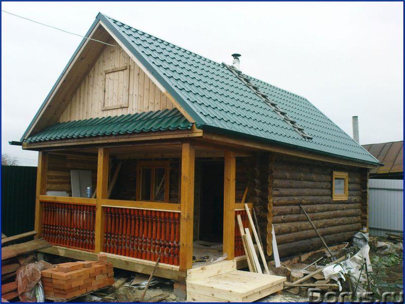 Строительство домов, бань, пристроев, беседок - Строительные услуги - Выполним спектр строительно -..., фото 2