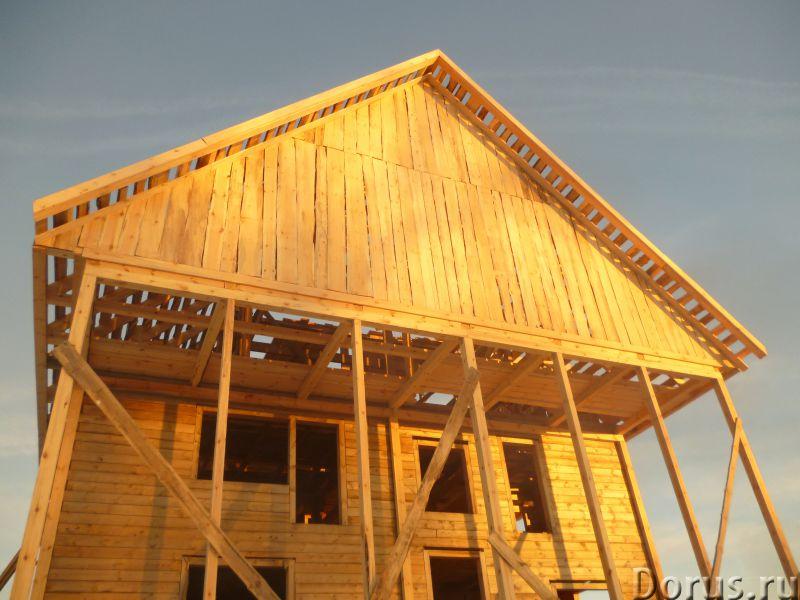 Строительство домов, бань, пристроев, беседок - Строительные услуги - Выполним спектр строительно -..., фото 6