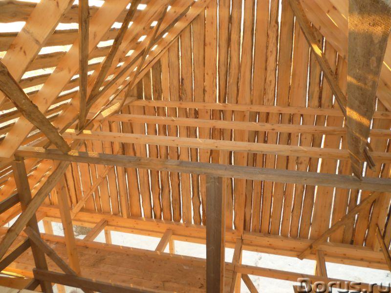 Строительство домов, бань, пристроев, беседок - Строительные услуги - Выполним спектр строительно -..., фото 7