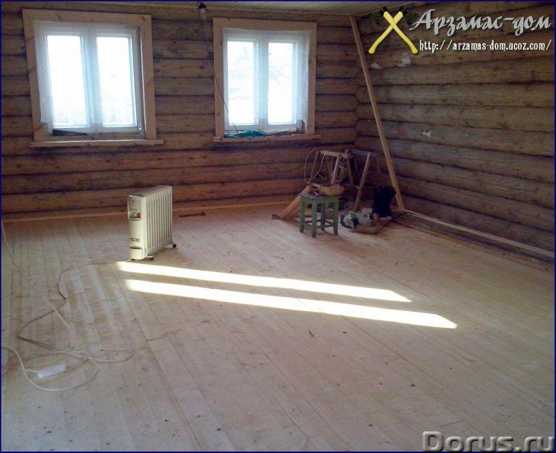 Строительство домов, бань, пристроев, беседок - Строительные услуги - Выполним спектр строительно -..., фото 9