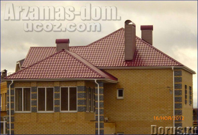 Строительство домов, бань, пристроев, беседок - Строительные услуги - Выполним спектр строительно -..., фото 10